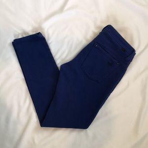DL1961 Blue Emma Skinny Jeans size 28